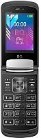 Мобильный телефон BQ Dream Duo BQ-2433 (черный) -