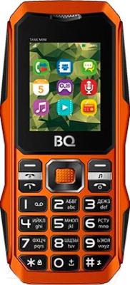 Мобильный телефон BQ Tank mini BQ-1842 (оранжевый)