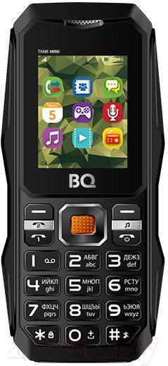 Купить Мобильный телефон BQ, Tank mini BQ-1842 (черный), Китай
