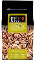 Щепа для копчения Weber Яблоко W-9492 (700г) -