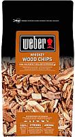 Щепа для копчения Weber Дуб Виски W-9577 (700г) -