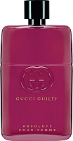 Парфюмерная вода Gucci Guilty Absolute (50мл) -