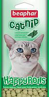 Лакомство для кошек Beaphar Happy Rolls Catnip -