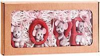 Набор ёлочных игрушек Грай Любовь НЕГ-1 -