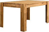 Обеденный стол Stanles Прованс 06 140x90 (дуб с воском) -