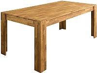 Обеденный стол Stanles Прованс 06 180x90 (дуб) -