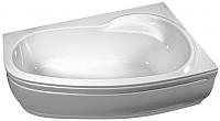 Ванна акриловая AquaFonte Адель 170x100 R (с каркасом и экраном) -