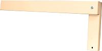 Бортик для кровати Можга Р425.4-СЛ-Э (слоновая кость) -