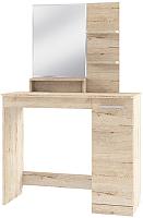 Туалетный столик с зеркалом Anrex Oskar (дуб санремо) -