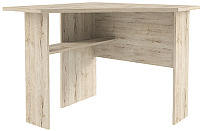 Письменный стол Anrex Oskar угловой (дуб санремо) -