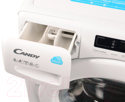 Стиральная машина Candy DCS4 1062D1/2-07