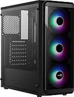 Корпус для компьютера AeroCool SI-5200 (черный) -