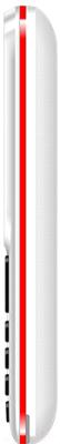 Мобильный телефон BQ Step+ BQ-1848 (белый/красный)