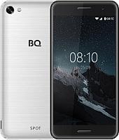 Смартфон BQ Spot BQ-5010G (серебристый шлифованный) -