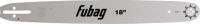Шина для пилы Fubag F95K (38720) -
