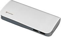 Портативное зарядное устройство Platinet 11000mAh / PMPB11LW -