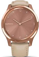 Умные часы Garmin Vivomove Luxe / 010-02241-21 (золото) -