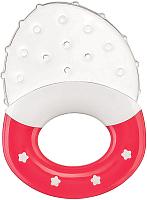 Прорезыватель для зубов Happy Baby 20024 (красный) -