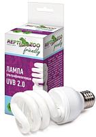 Лампа для террариума Repti-Zoo УФ 83725053 (20Вт) -