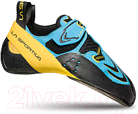 Скальные туфли La Sportiva Futura / 20R600100 (р-р 41.5, синий/желтый) -