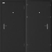 Входная дверь el'Porta Ультра Плюс Антик серебристый/Антик серебристый (85x205, правая) -