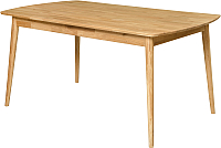 Обеденный стол Stanles Сканди 120x90 (дуб) -