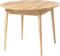 Обеденный стол Stanles Сканди 3 (отбеленный дуб) -