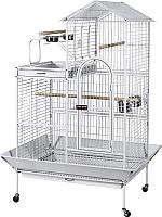 Клетка для птиц Triol BC17W / 50691062 (белый) -