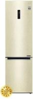 Холодильник с морозильником LG DoorCooling+ GA-B509MESL -