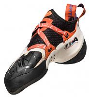 Скальные туфли La Sportiva Solution Woman / 20H000203 (р-р 34.5, белый/оранжевый) -