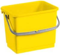 Ведро Merida ZS007 (6л, желтый) -