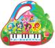 Музыкальная игрушка Азбукварик Пианино клубничка / AZ-1992 -