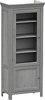 Шкаф с витриной WellMaker Норманн ШП2-80 ПП (люберон) -