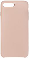 Чехол-накладка Volare Rosso Soft Suede для iPhone 7 Plus / 8 Plus (розовый песок) -