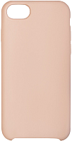 Чехол-накладка Volare Rosso Soft Suede для iPhone 7 / 8 (розовый песок) -
