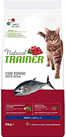 Корм для кошек Trainer Natural Adult Tuna (10кг) -