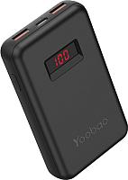 Портативное зарядное устройство Yoobao Power Bank PD10 (черный) -