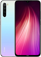 Смартфон Xiaomi Redmi Note 8 4GB/128GB Moonlight White -