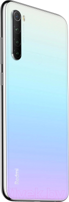 Смартфон Xiaomi Redmi Note 8 4GB/128GB Moonlight White -