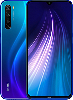 Смартфон Xiaomi Redmi Note 8 4GB/128GB Neptune Blue -