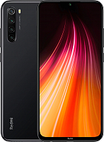 Смартфон Xiaomi Redmi Note 8 4GB/128GB (Space Black) -