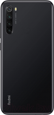Смартфон Xiaomi Redmi Note 8 4GB/128GB Space Black -