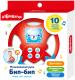 Развивающая игрушка Азбукварик Бип-бип Музыкальный руль / AZ-2331B (красный) -