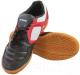 Бутсы футбольные Atemi SD730A Indoor (черный/белый/красный, р-р 36) -