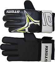 Перчатки вратарские Atemi AFG-11 (XL, черный) -