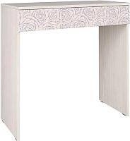 Туалетный столик Астрид Мебель Марсель М-10 / ЦРК.МРС.01 (анкор белый) -