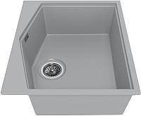 Мойка кухонная KitKraken Ocean K-600 (серый) -