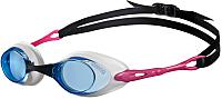 Очки для плавания ARENA Cobra 9235579 (синий/розовый) -