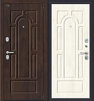Входная дверь el'Porta Porta S 55.55 Almon 28/Nordic Oak (88x205, правая) -