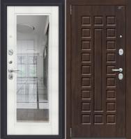 Входная дверь el'Porta Porta S 51.П61 Almon 28/Bianco Veralinga (88x205, левая) -